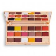 I Heart Revolution Paletă cu nuante pentru ochi Cinnamon Chocolate (Eye Shadow Palette) 18 g