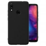 Nillkin Rubber Wrapped Xiaomi Redmi Note 7 TPU Case - Black