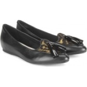 Clarks Coral Creek Bellies For Women(Black)