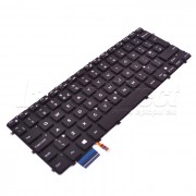 Tastatura Laptop Dell Inspiron 15 7568 iluminata layout UK + CADOU