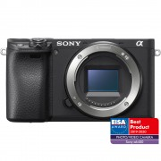 Sony Alpha A6400 Aparat Foto Mirrorless 24.2 MP 4K Body Negru