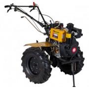 Motosapa ProGarden HS 1100BE 9CP diesel pornire electrica