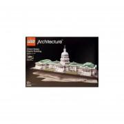 Lego Arquitectura 21030 Edificio Del Capitolio Estados Unidos