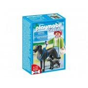 Дог с малко кученце Playmobil 5210