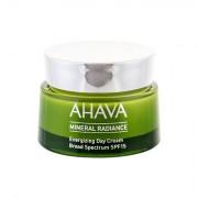 AHAVA Mineral Radiance Energizing crema giorno per il viso per tutti i tipi di pelle SPF15 50 ml donna