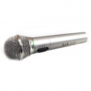Microfon wireless cu receiver K&K AT-309, metalic