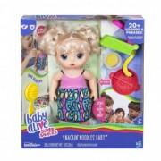 Papusa Hasbro Bebelus Baby Alive Super Snacks C0963