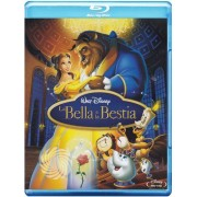 Video Delta La bella e la bestia - Blu-Ray