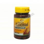 Nature Essential Propolis de abeja (propoleo, vitamina c y equinacea) 800mg nature essential - jalea real y propolis
