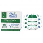 E2 Essentiel Elements Capsules Aromas Box Breathe aux 28 huiles essentielles de E2 Essentiel Elements