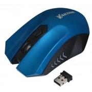 Mouse Optic VAKOSS TM-658UB, 1600 DPI (Albastru)