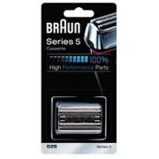 Braun Series 5 skärblad + saxhuvud 52S Silver