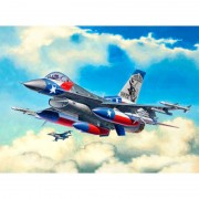 Avion Model set F16C USAF Revell