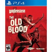 Игра Wolfenstein: The Old Blood (PS4)