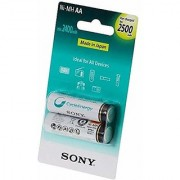 SONY NH-AAB2GN AA Cycle Energy 2500mAh Rechargeable Battery (Pack of 2)