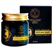 Vedansh Organic Beard Moustache Styling Wax 100gm