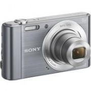 Digitalni fotoaparat Sony DSC-W810S sivi