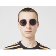 size? Flight Round Sunglasses, orange