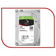 Жесткий диск 2Tb - Seagate IronWolf NAS ST2000VN004