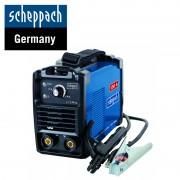 Инверторен електрожен Scheppach WSE860, 130 А, ММА