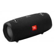 JBL Xtreme 2 Speaker Bluetooth Portatile Waterproof IPX7 con Microfono Porta Usb Connect+ e Bass Radiator Nero