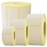 Rola etichete hartie termica 35x25mm 1500buc