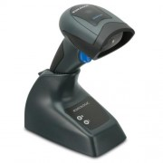 DATALOGIC QUICKSCAN QBT2430 1D/2D, USB KIT BT, BLACK