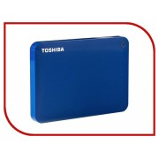 Жесткий диск Toshiba Canvio Advance 3Tb Blue
