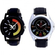 Half Round Colour Digits With Speed 30 Lightning Class SCK Combo Gallery Wrist Watch