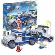 BanBao Police Tow Truck 8345