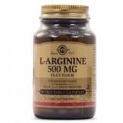 Solgar L-Arginine 50 kaps