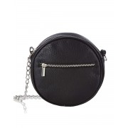 PIECES Cross Over Bag Black