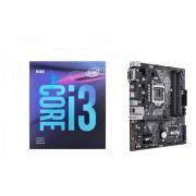 Rockin IT Intel i3-9100F & ASUS PRIME B360M-A Bundle