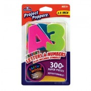 Jumbo Repositionable Letters and Numbers [Set of 2]