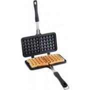 Aparat de preparat waffles VonShef 1507935, Pentru aragaz/cuptor cu halogen