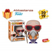 MAESTRO ROSHI FUNKO POP NO 382 DE DRAGON BALL Z ANIME CARICATURA