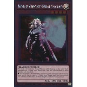 Yu Gi Oh! Noble Knight Gwalchavad (Nkrt En007) Noble Knights Of The Round Table 1st Edition Platinum Rare By Yu Gi Oh!