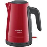 Bosch TWK6A014 Wasserkocher 2.400W. 1,7 Liter rot/anthrazit