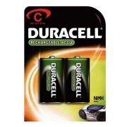 Duracell batterij oplaadbaar NiMH C HR14 2 st.