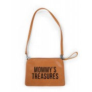 MOMMY'S TREASURES CLUTCH - LEATHERLOOK