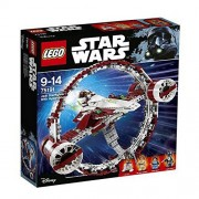 Lego 75191 Jedi Starfighter with Hyperdrive Jedi Star Fighter and Hyper Drive [Parallel Import Goods]