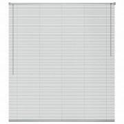 vidaXL Jaluzele de fereastră, aluminiu, 60 x 160 cm, argintiu