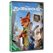 Zootropolis: Ginnifer Goodwin, Jason Bateman, Idris Elba - Zootropolis (DVD)