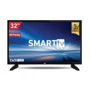 """Televizor TV 32"""" Smart LED VOX 32DSM470B,1366x768 (HD Ready), HDMI, USB, T2"""
