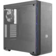 Carcasa Cooler Master MasterBox MB600L Blue LED Fara sursa Neagra