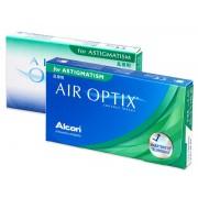 Alcon Air Optix for Astigmatism (6 lentes) - Ótimos preços, entrega rápida!