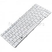 Tastatura Laptop Toshiba Satellite U400 12P Argintie