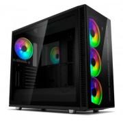 Fractal Design Define S2 Vision RGB - Midi-Gehäuse - Tempered Glass