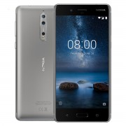 Nokia 8 Plata Single SIM