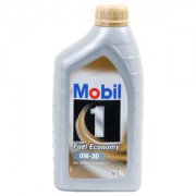 Mobil 1 FUEL ECONOMY 0W-30 1 Litre Can